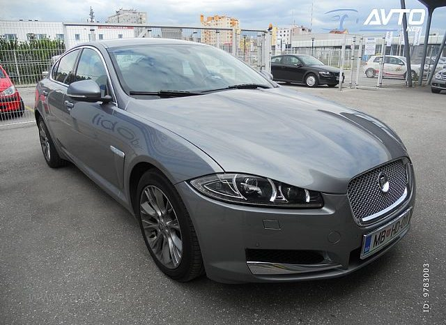 Jaguar XF 3.0 D V6 Premium Luxury full