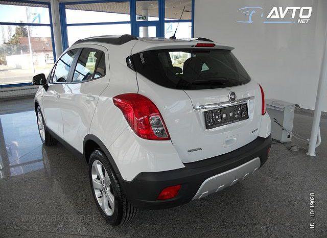 Opel Mokka 1.7 CDTi full